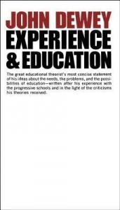 From the Bookshelf: John Dewey, Education and Experience