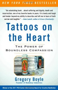 From the Bookshelf: Gregory Boyle, Tattoos on the Heart
