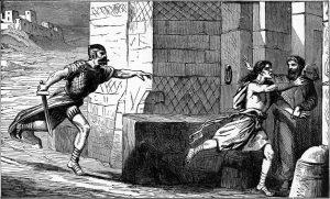Rashbam: Priest and Prison (Matot-Masei)
