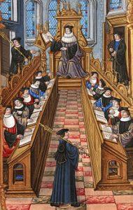 Rashbam and Andrew of St. Victor (D'varim)
