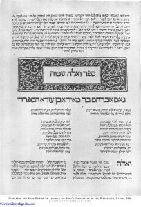 Ibn Ezra: Introductory Poem to the Torah Commentary