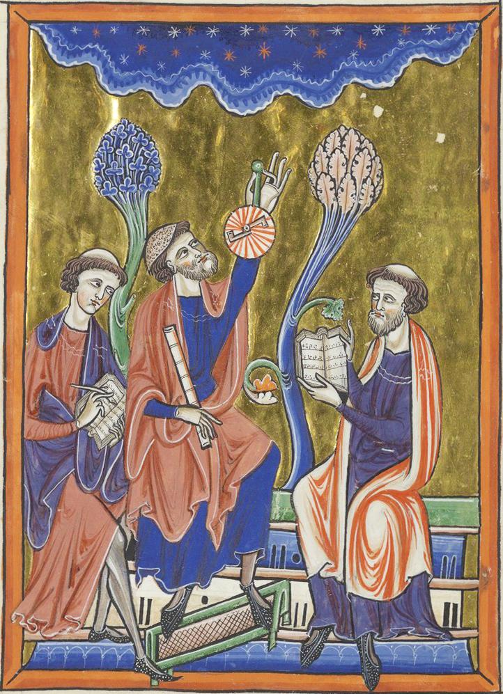 ibn ezra practicing astrology