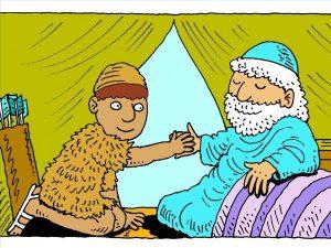 Ibn Ezra: Isaac's Blessing (Toldot)